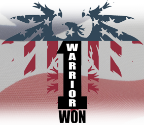 One Warrior Won logo